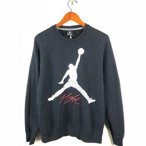 Air Jordan Nike Flight Jumpman Pullover Sweatshirt